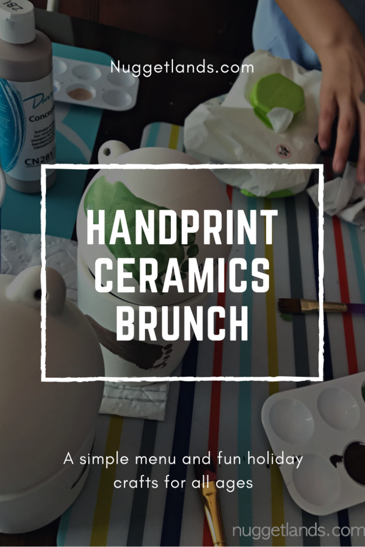 Holiday Craft Brunch