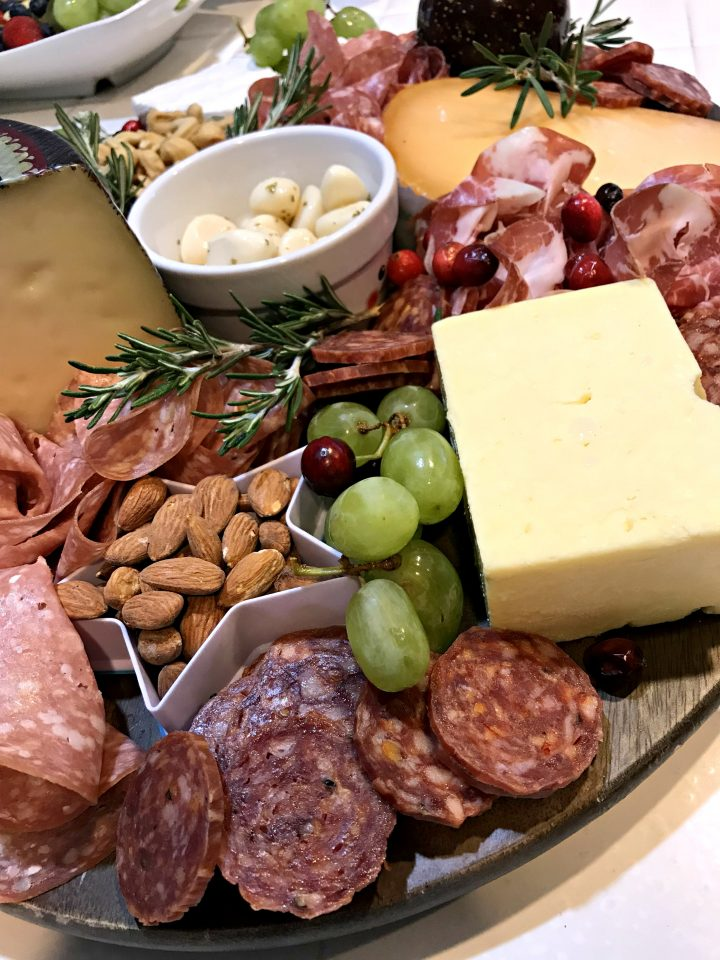 Make a Standout Cheese and Charcuterie Board