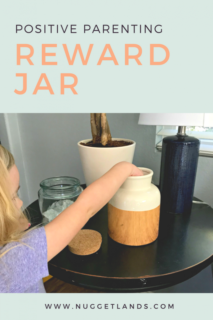 Positive Parenting Reward Jar