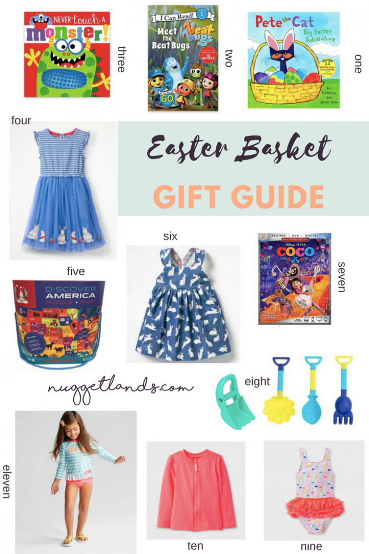 11 Must Haves to Pull Together Easy Easter Baskets