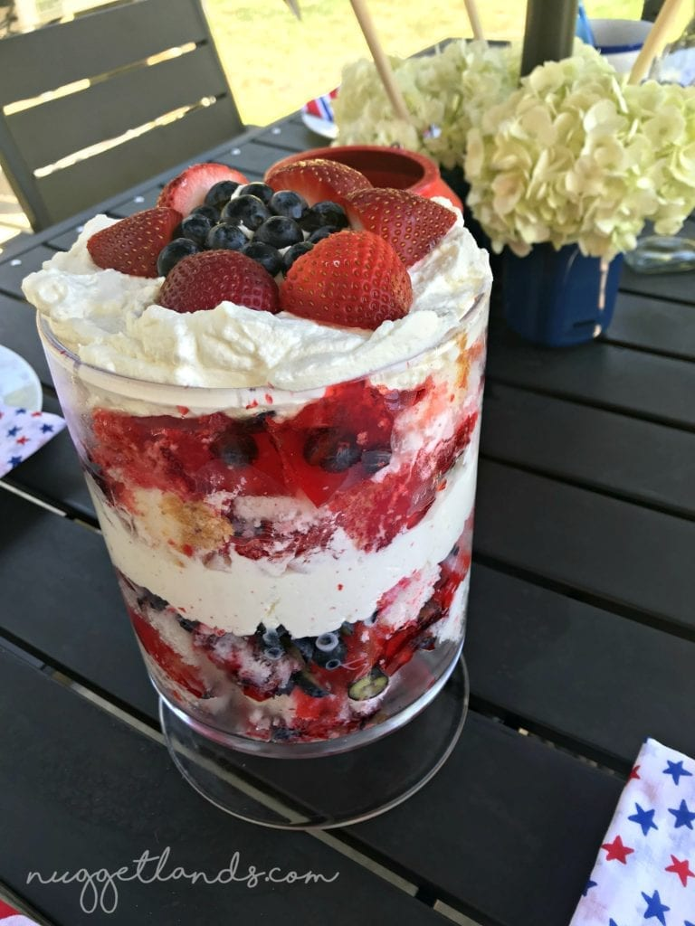 4th of july dessert outside top logo