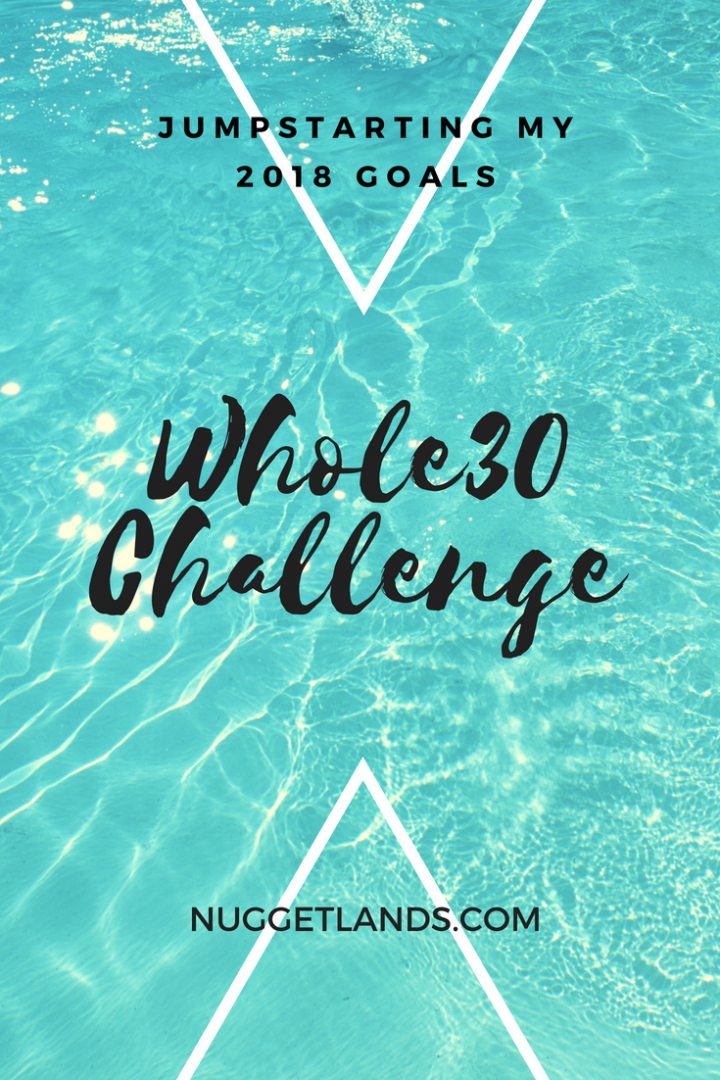 Checking In – Whole30 challenge