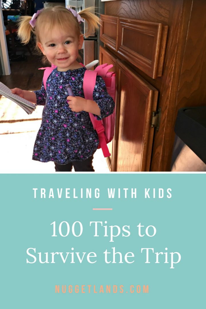 Traveling with Kids – 100 Ways to Survive the Trip