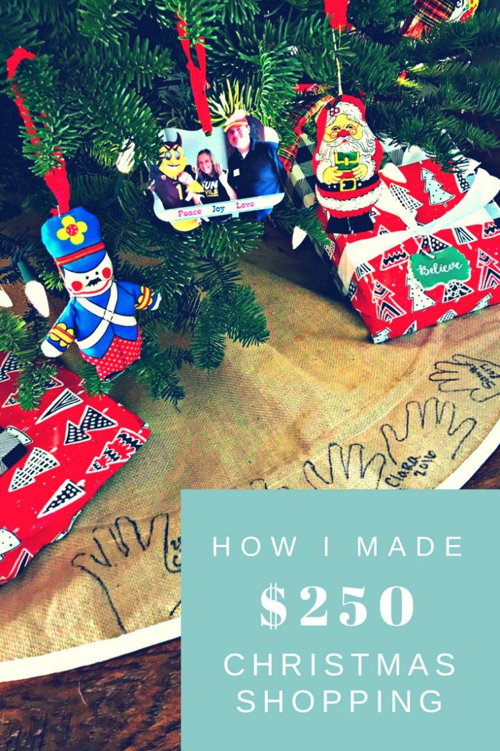 Cash Back Christmas – How I Make Money Shopping