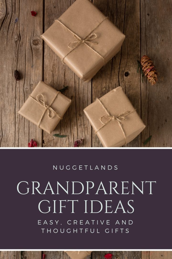 Grandparents Gift Guide – Easy, Creative and Thoughtful Gifts