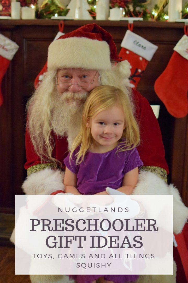 WANT Gift Guide Preschooler