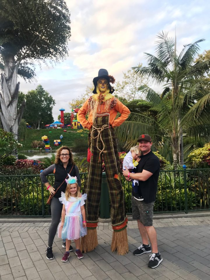 LEGOLAND California Brick or Treat is a must see for the whole family. Our complete guide on how to make the most of your time at the park. #LEGOLAND #carlsbad #halloween